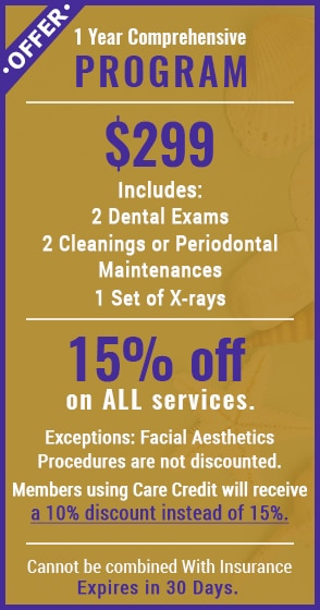 Baton Rouge Dental services program  - Tiger Smile Family Dentistry